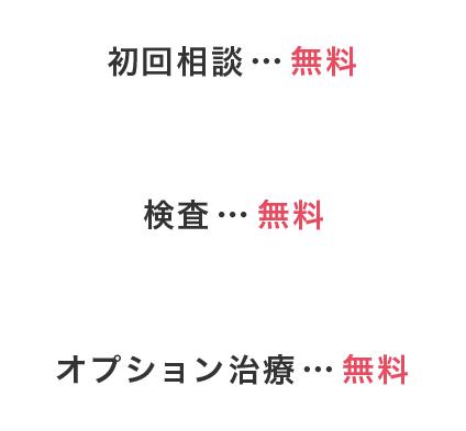 3つの無料サービス